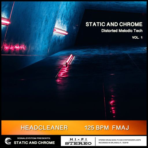 Static and Chrome 04 - Headcleaner