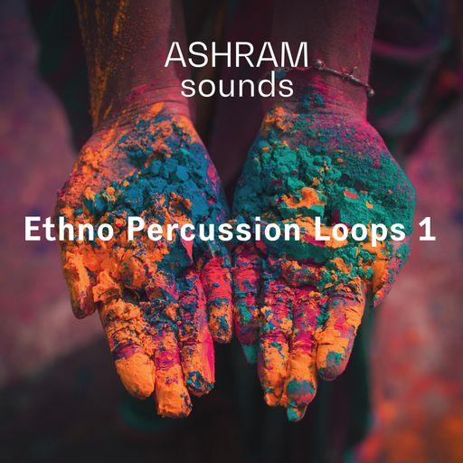 ASHRAM Ethno Percussion Loops 1
