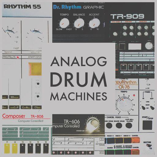 Analog Drum Machines