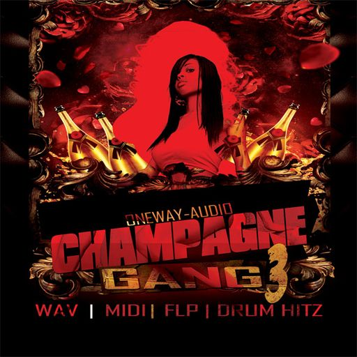 Champagne Gang 3