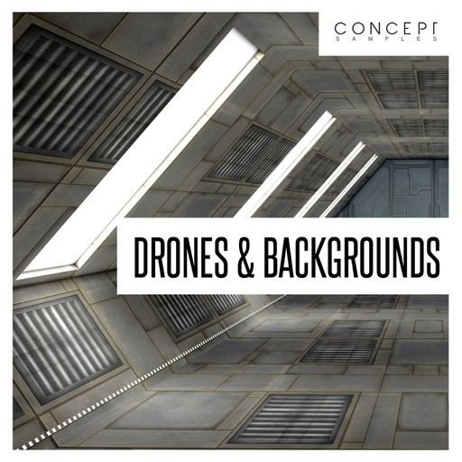 Drones & Backgrounds