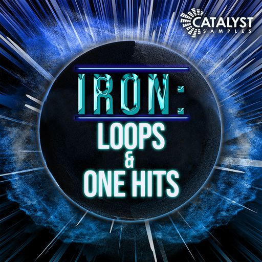 IRON: Loops & One Hits (Drum One Hits)