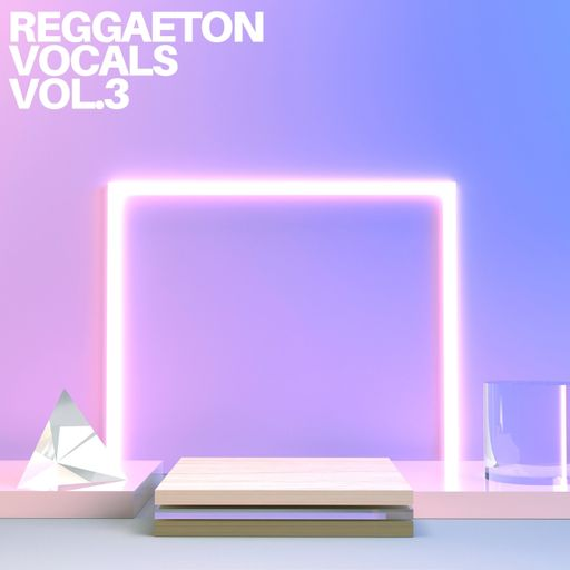 Reggaeton Vocals Vol.3