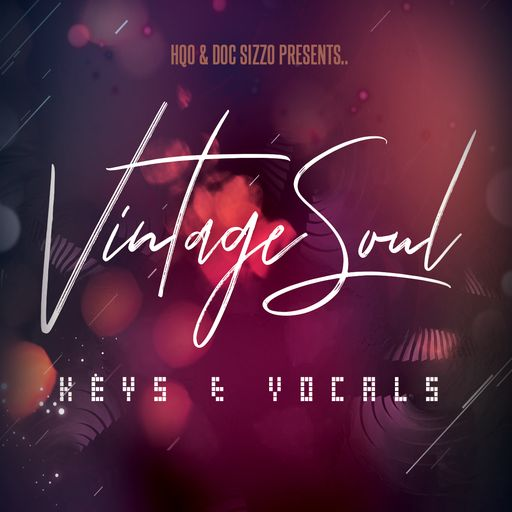 VINTAGE SOUL KEYS AND VOCALS