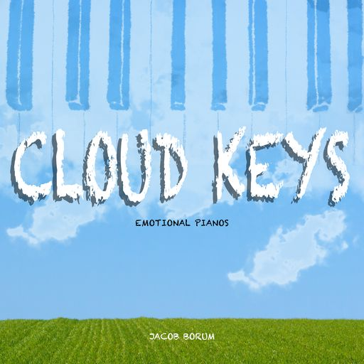 Cloud Keys-EMO Piano Loops