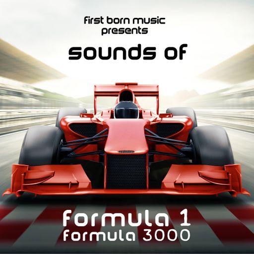 Sounds of Formula 1 and Formula 3000