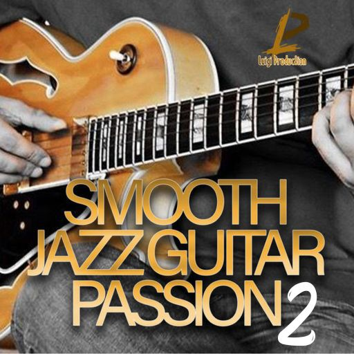 Smooth Jazz Guitar Passion 2