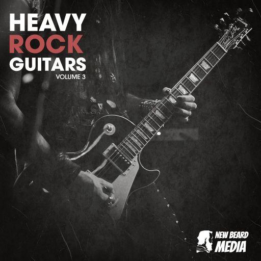 Heavy Rock Guitars Vol 3