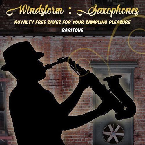 Windstorm - Baritone Saxophones