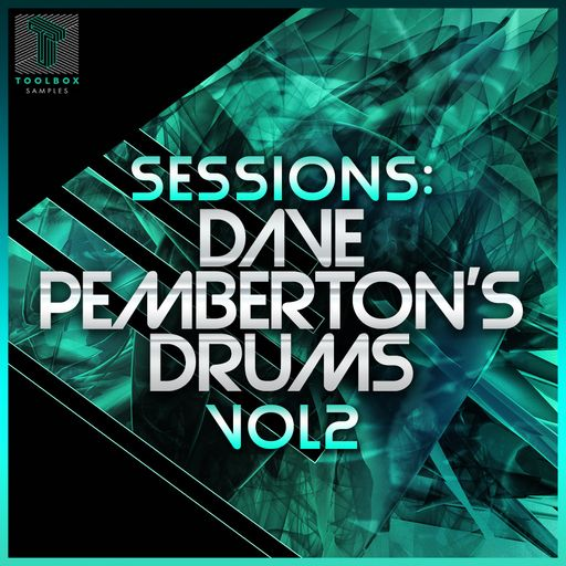 Sessions: Dave Pemberton's Drums Vol 2 [LOOPS EDITION]