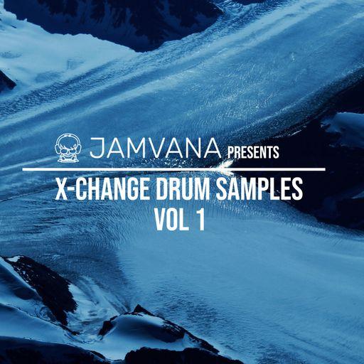 Jamvana presents X-Change Drum Samples Vol 1