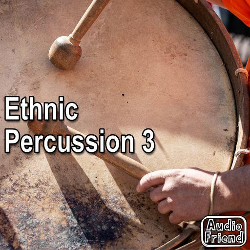 Ethnic Percussion 3
