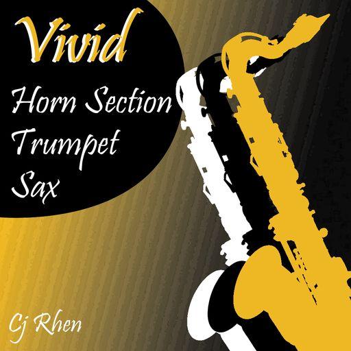Vivid Sax Trumpet Horns