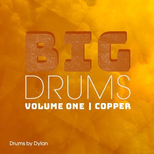 BIG DRUMS Vol. 1 - Copper