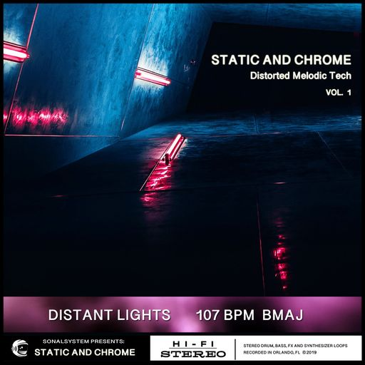 Static and Chrome 01 - Distant Lights