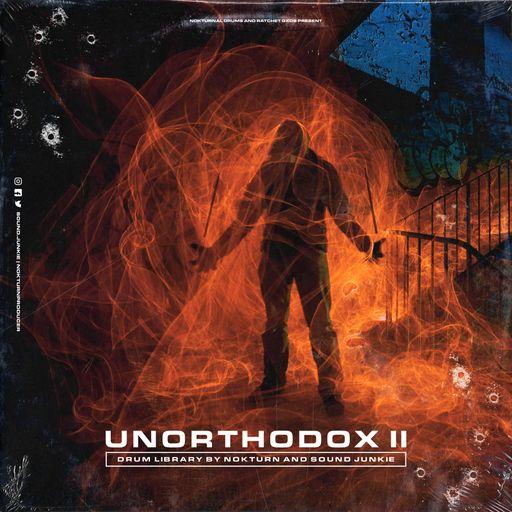 Nokturn & Sound Junkie - Unorthodox Drum Collection Vol.2