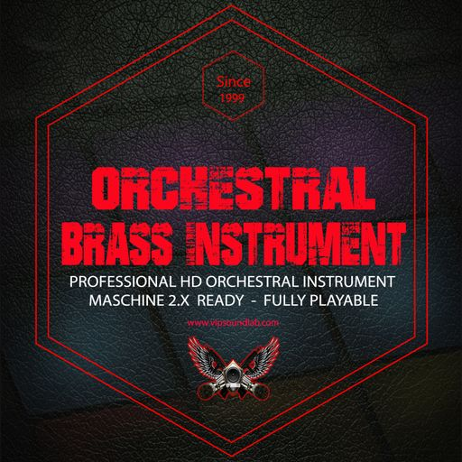 Orchestral Brass Instrument HD