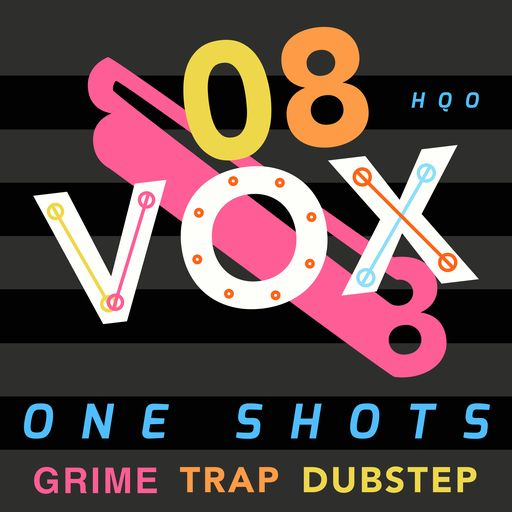 808 VOX ONE SHOTS