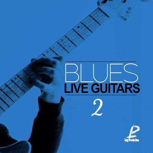 Blues Live Guitars 2