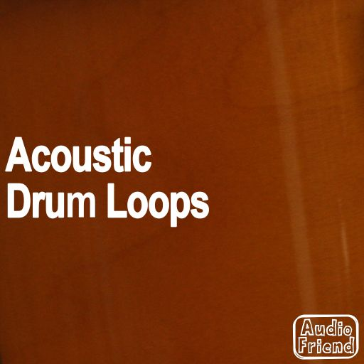 Acoustic Drum Loops
