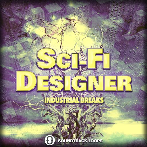 Sci Fi Designer - Industrial Breaks