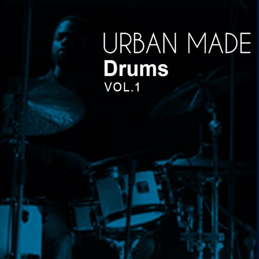 Urban Made Drums Vol 1