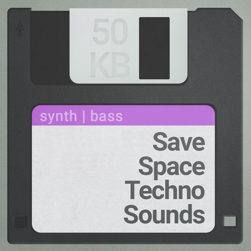 SAVE SPACE Techno Sounds B