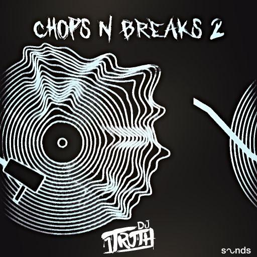 SOUNDS | Chops N Breaks 2 | 06 DJ Scratch Loop 90 BPM Vinyl