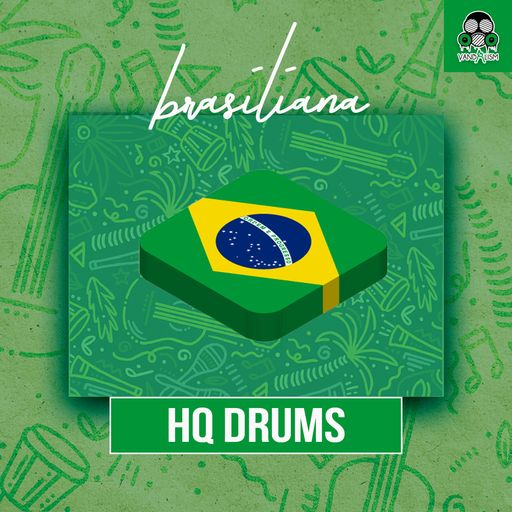 HQ DRUMS: Brasiliana