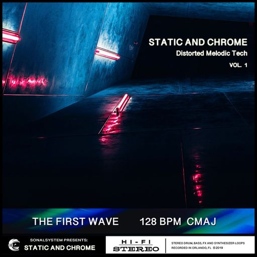 Static and Chrome 05 - The First Wave