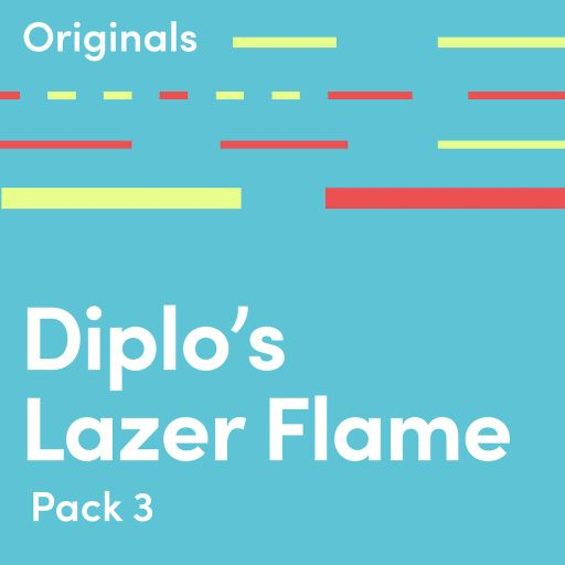 Diplo's Lazer Flame