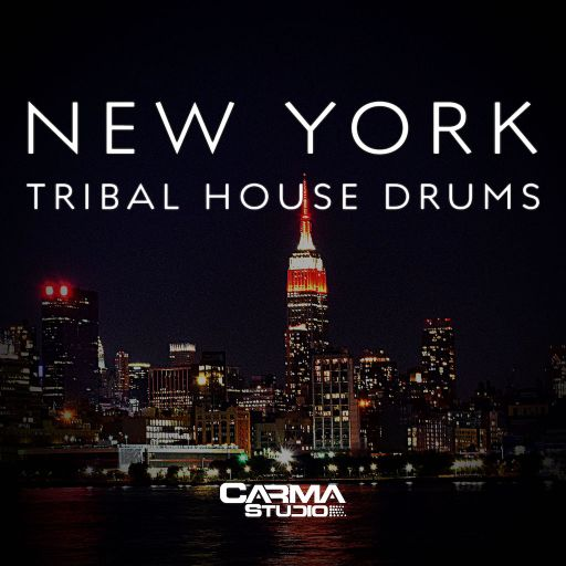 New York Tribal House Drums