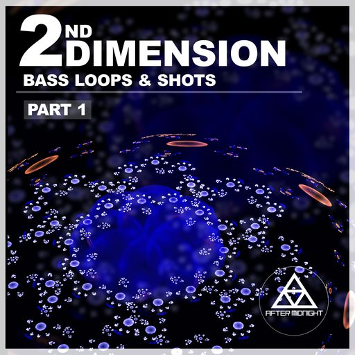 After Midnight - 2d Dimension Bass Loops & Shots p1