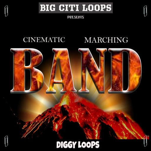 Cinematic Marching Band