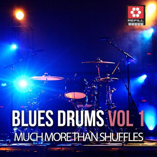 Blues Drums Volume 1