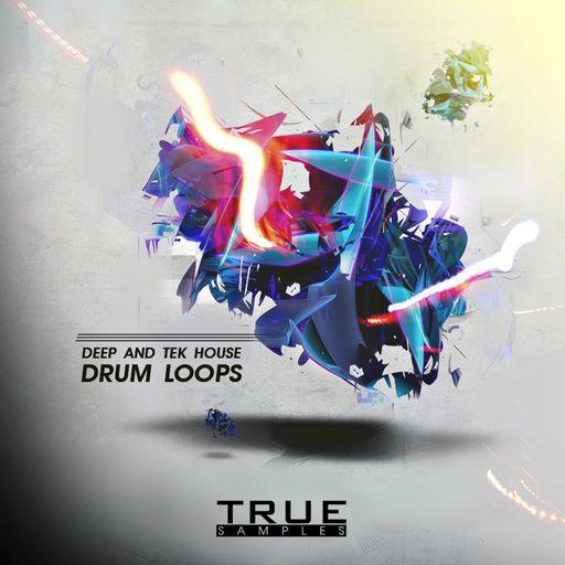 Deep & Tek House Drum Loops