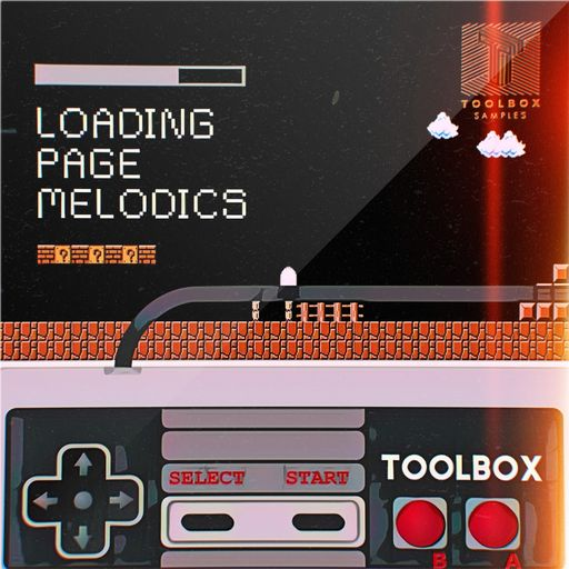Loading Page Melodics