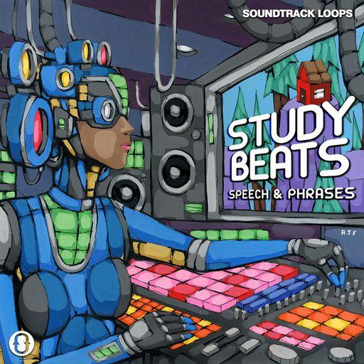 Study Beats - Speech & Phrases