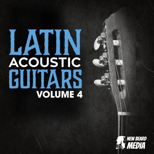 Latin Acoustic Guitars Vol 4