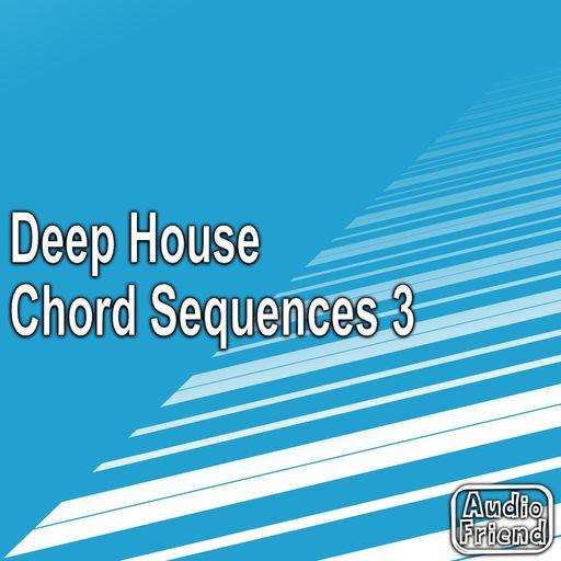 Deep House Chord Sequences 3
