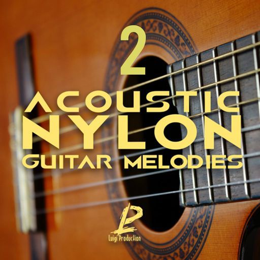 Acoustic Nylon: Guitar Melodies 2