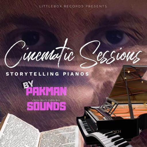 Cinematic Sessions Storytelling Pianos