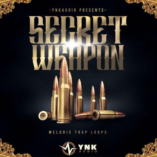 Secret Weapon: Melodic Trap Loops