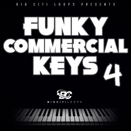 Funky Commercial Keys 4