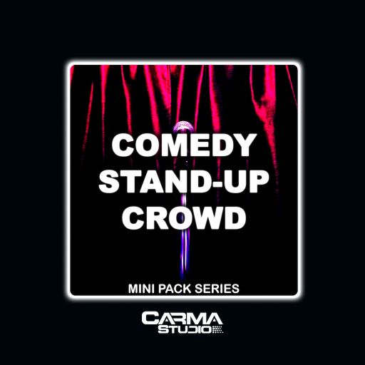Comedy Stand-Up Crowd