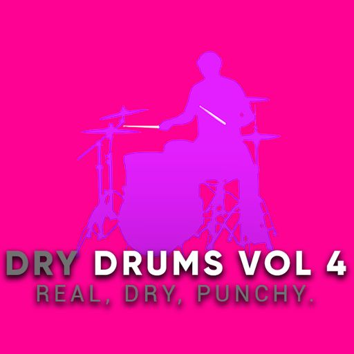 Dry Drums Vol 4