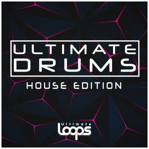Ultimate Drums House Edition