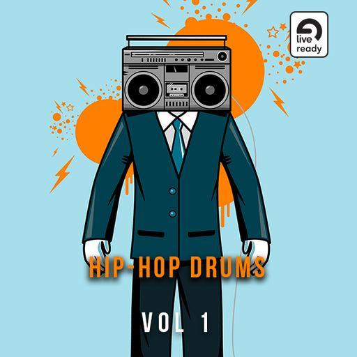 Hip Hop Drums Vol 1
