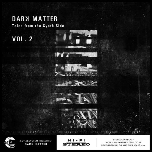 Dark Matter - Tales From The Synth Side vol.2