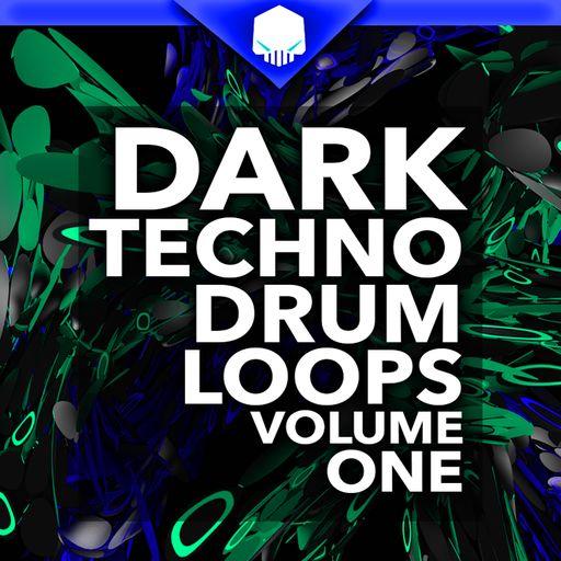 Dark Silence - Dark Techno Drum Loops V1